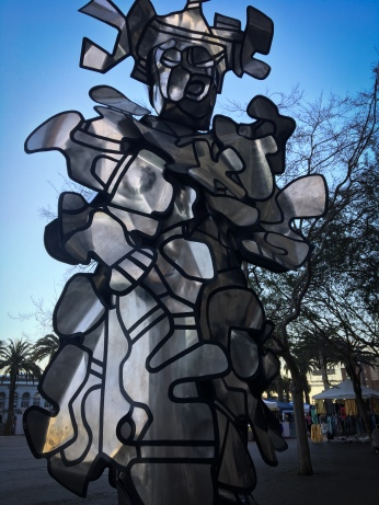 Artwork in San Fran