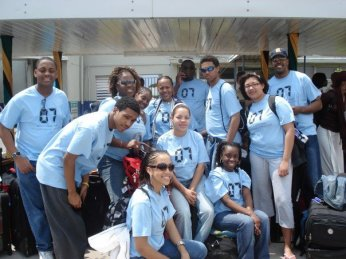 Jamaica Missions Trip- 2006. 1 year loc'd