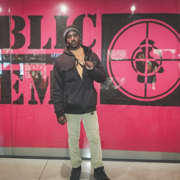 Public Enemy at the African American Museum
